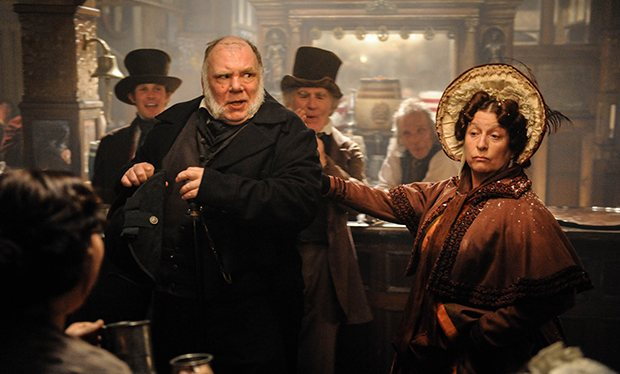 what_time_is_dickensian_on_tv_
